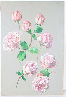 George Laurence Nelson (1887-1978) Amer, O/B