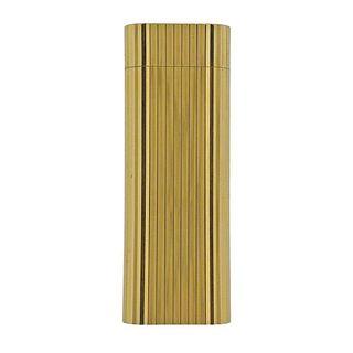 Cartier Gold Plated Lighter