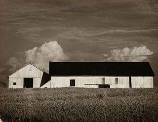 Axel Bahnsen (American, 1907-1978) Bumper Crop, Yellow Springs, Ohio, 1948