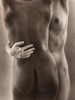 Ruth Bernhard (American, 1905-2006) Two Forms, 1963