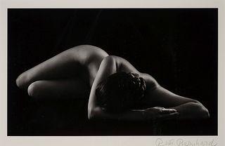 Ruth Bernhard  (American, 1905-2006) Perspective II, 1967
