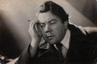 Henri Cartier-Bresson (French, 1908-2004) John Davenport, 1951