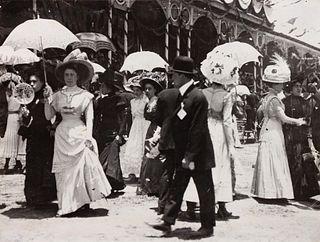 Agustin Victor Casasola (Mexican, 1874-1928) A group of three photographs (Francisco Villa, Artillery, c. 1911; Hippodrome Racetrack, Mexico City, 191