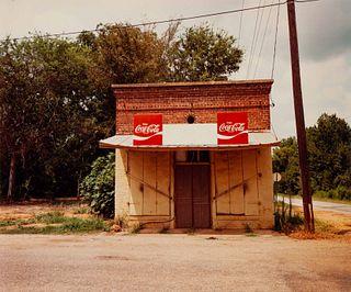William Christenberry (American, b. 1936) A group of three photographs (Kudzu and House, Tuscaloosa County, Alabama, 1980; Church Sprott, Alabama, 198