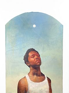 Demetri Burke (b. 1998), I'll see you when it gets cool out