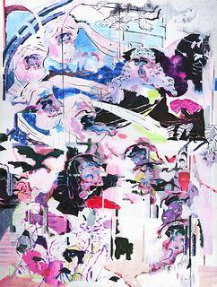 Judy Chung (b. 1990), Symbiosis (Crocodile Tears)