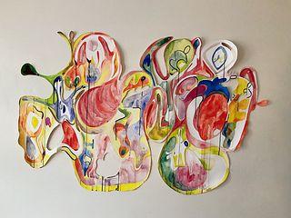 Imani Ford (b. 1995), Untitled #2 (Cutout Series)