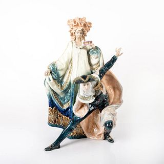 Lladro Porcelain Figurine Venetian Carnival 01001816 LTD