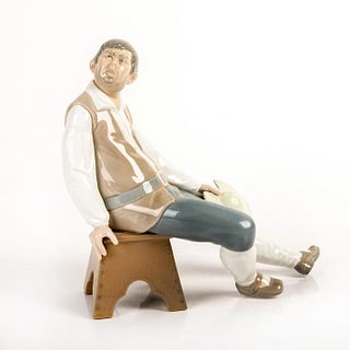 Sancho Panza 1001031 - Lladro Porcelain Figure