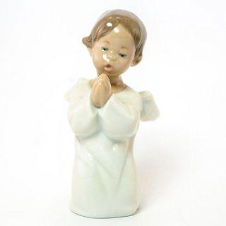 Angel Praying 1004538 - Lladro Porcelain Figure