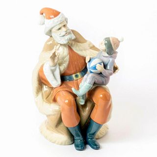 A Christmas Wish 1005711 - Lladro Porcelain Figure