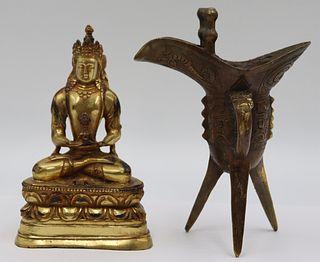 Asian Bronze Grouping.