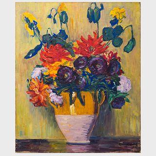 Georges Chénard-Huché (1864-1937): Flowers
