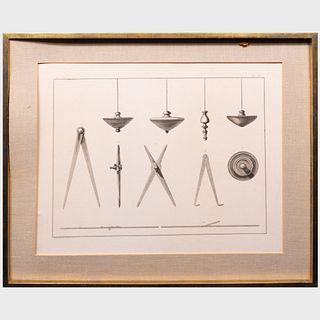 Francesco Piranesi (1758-1810): Tools