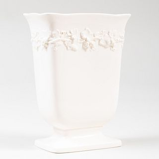 Wedgwood Creamware Vase