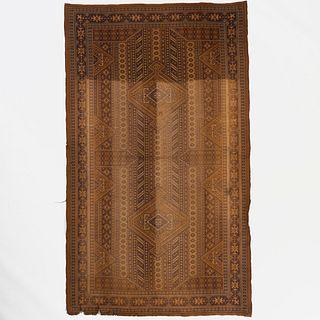 Persian Style Flatweave Carpet