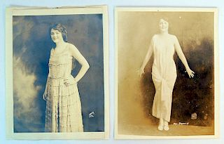Two Mary Katherine Campbell Photographs