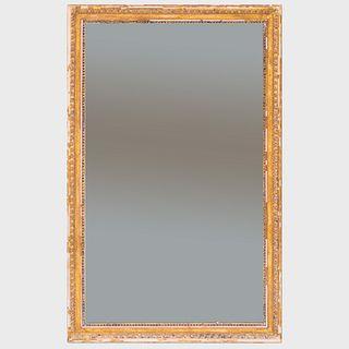 Louis XVI Style Giltwood Mirror