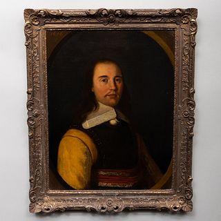 Dutch School: Portrait of a Gentleman