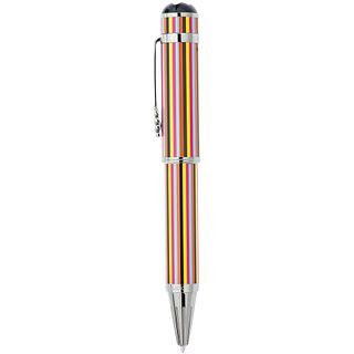 MONTBLANC GREAT CHARACTERS THE BEATLES SPECIAL EDITION BALLPOINT PEN IN RESIN AND METAL