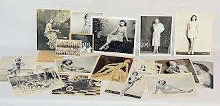 Miss America Photograph Grouping