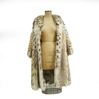 Revillon Lynx Coat