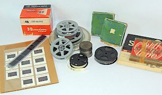 Miss America Recordings and Slides