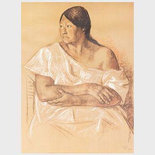 After Francisco Zuniga (1912-1998): Zuniga: 20 Dibujos