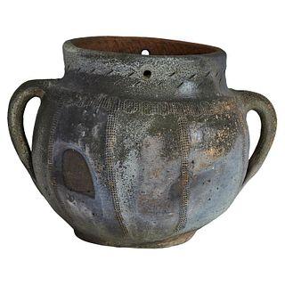 Glazed Pot