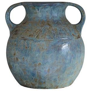 Glazed Vase