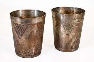 French Beakers (French, 19th Century)