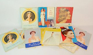 Seventeen Miss America Pageant Programs