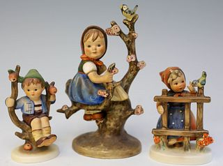 Three Goebel Figurines