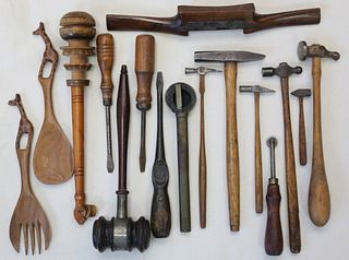 Vintage Tools and Accessories