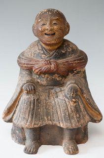 Chinese Monk