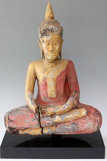 Carved Buddah