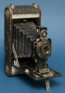 Early Kodak Camera