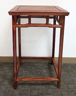 Huanghuali End Table