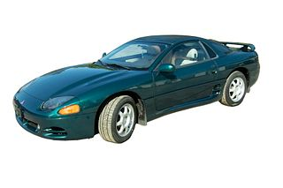 1994 MITSUBISHI 3000 GT