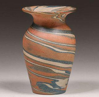 Niloak Pottery Mission Swirl Vase