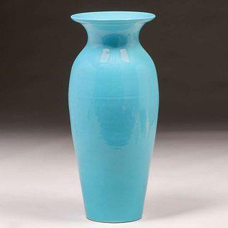 Bauer Fred Johnson Floor Vase c1930s