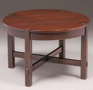 Grand Rapids Coffee Table c1910