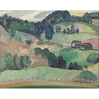 Hayley Lever (American, 1876-1958)