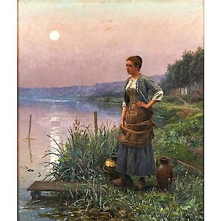 Daniel Ridgway Knight (American, 1839-1924)