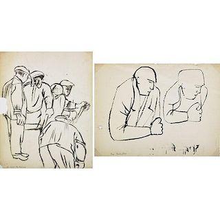 Ben Shahn (American, 1898-1969)