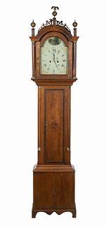 FEDERAL PERIOD TALL CLOCK