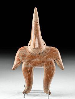 Colima Pottery Gingerbread Figure