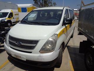 Camioneta Pasajeros Dodge Wagon 2011