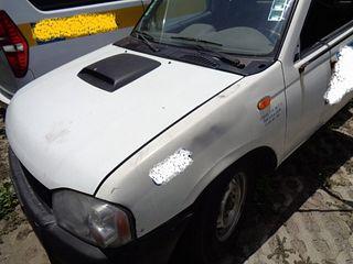Chasis Cabina Nissan NP300 2011