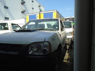 Chasis Cabina Nissan  NP300 2012
